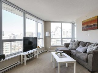 "Photo 7: 1609 833 SEYMOUR Street in Vancouver: Downtown VW Condo for sale in ""CAPITOL RESIDENCES"" (Vancouver West)  : MLS®# R2151748"