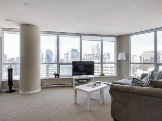 "Photo 6: 1609 833 SEYMOUR Street in Vancouver: Downtown VW Condo for sale in ""CAPITOL RESIDENCES"" (Vancouver West)  : MLS®# R2151748"