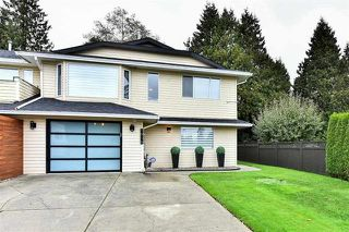 Main Photo: 1956 158A Street in Surrey: King George Corridor 1/2 Duplex for sale (South Surrey White Rock)  : MLS®# R2153049