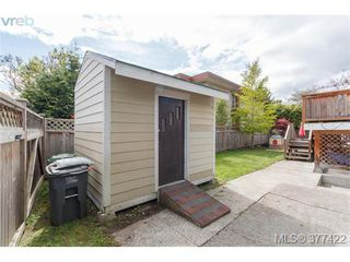 Photo 17: 1849 Gonzales Avenue in VICTORIA: Vi Fairfield East Single Family Detached for sale (Victoria)  : MLS®# 377422