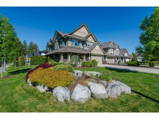 "Main Photo: 3379 272B Street in Langley: Aldergrove Langley House for sale in ""STONEBRIDGE ESTATES"" : MLS®# R2168816"