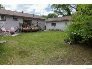 Photo 35: 1709 Morgan Avenue in Saskatoon: Holliston Residential for sale : MLS®# 613470