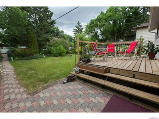 Photo 30: 1709 Morgan Avenue in Saskatoon: Holliston Residential for sale : MLS®# 613470