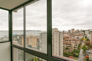 Photo 14: 1104 555 13TH STREET in West Vancouver: Ambleside Condo for sale : MLS®# R2222170