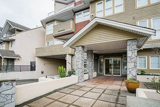 "Photo 1: 103 1630 154 Street in Surrey: King George Corridor Condo for sale in ""Carlton Court"" (South Surrey White Rock)  : MLS®# R2243259"