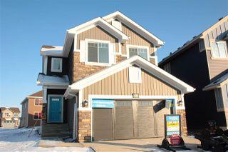 Main Photo: 3798 Cherry Loop in Edmonton: Zone 53 House for sale : MLS®# E4105524