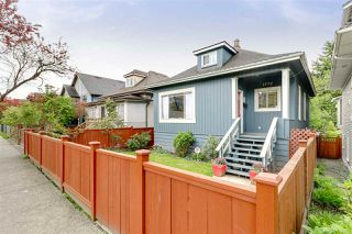 Photo 1: 1572 E 11TH Avenue in Vancouver: Grandview VE House for sale (Vancouver East)  : MLS®# R2266818