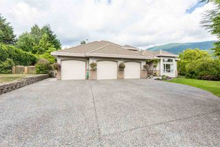 Main Photo: 115 HEMLOCK Drive: Anmore House for sale (Port Moody)  : MLS®# R2301939