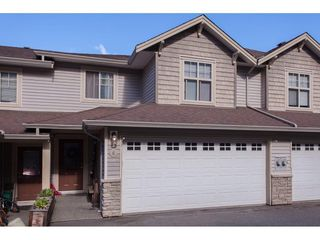 """Main Photo: 6 46858 RUSSELL Road in Sardis: Promontory Townhouse for sale in """"Panorama Springs"""" : MLS®# R2311260"""
