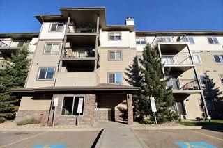 Main Photo: 110 1188 HYNDMAN Road in Edmonton: Zone 35 Condo for sale : MLS®# E4132859