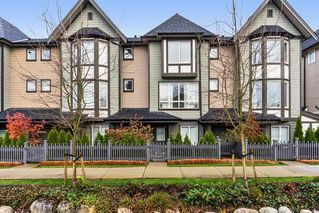 "Photo 1: 147 8138 204 Street in Langley: Willoughby Heights Townhouse for sale in ""Ashbury & Oak"" : MLS®# R2323920"