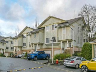 "Main Photo: 14 1318 BRUNETTE Avenue in Coquitlam: Maillardville Townhouse for sale in ""PLACE PARE"" : MLS®# R2325338"