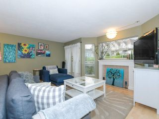 "Photo 2: 14 1318 BRUNETTE Avenue in Coquitlam: Maillardville Townhouse for sale in ""PLACE PARE"" : MLS®# R2325338"