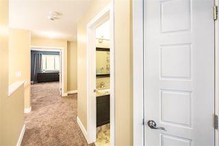 Photo 22: 3120 152 Avenue in Edmonton: Zone 35 House Half Duplex for sale : MLS®# E4140110