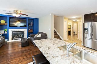Photo 2: 3120 152 Avenue in Edmonton: Zone 35 House Half Duplex for sale : MLS®# E4140110