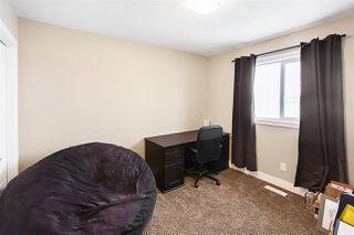 Photo 25: 3120 152 Avenue in Edmonton: Zone 35 House Half Duplex for sale : MLS®# E4140110