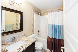 Photo 23: 3120 152 Avenue in Edmonton: Zone 35 House Half Duplex for sale : MLS®# E4140110