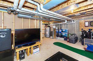 Photo 26: 3120 152 Avenue in Edmonton: Zone 35 House Half Duplex for sale : MLS®# E4140110