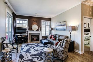 "Photo 6: 415 2468 ATKINS Avenue in Port Coquitlam: Central Pt Coquitlam Condo for sale in ""The Bordeaux"" : MLS®# R2332654"