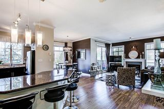 "Photo 2: 415 2468 ATKINS Avenue in Port Coquitlam: Central Pt Coquitlam Condo for sale in ""The Bordeaux"" : MLS®# R2332654"