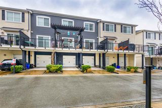 "Photo 20: 13 19180 65 Avenue in Surrey: Clayton Townhouse for sale in ""La Rue"" (Cloverdale)  : MLS®# R2343438"