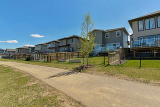 Photo 29: 236 BRICKYARD Cove: Stony Plain House for sale : MLS®# E4147035