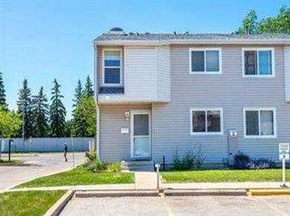 Main Photo: 71 3221 119 Street in Edmonton: Zone 16 Townhouse for sale : MLS®# E4151109