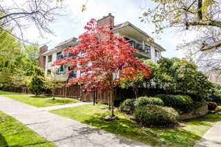 Photo 1: 205 2320 TRINITY Street in Vancouver: Hastings Condo for sale (Vancouver East)  : MLS®# R2363145