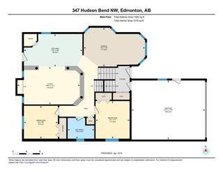 Photo 28: 347 HUDSON Bend in Edmonton: Zone 27 House for sale : MLS®# E4154498