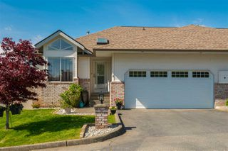 "Main Photo: 6 35035 MORGAN Way in Abbotsford: Abbotsford East Townhouse for sale in ""Ledgeview Terrace"" : MLS®# R2364702"