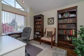 """Photo 9: 6 35035 MORGAN Way in Abbotsford: Abbotsford East Townhouse for sale in """"Ledgeview Terrace"""" : MLS®# R2364702"""