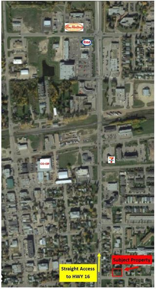 Main Photo: 5306/5308 47 Street: Stony Plain Land Commercial for sale : MLS®# E4156790