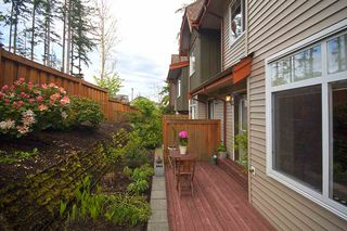 "Photo 11: 134 2000 PANORAMA Drive in Port Moody: Heritage Woods PM Townhouse for sale in ""MOUNTAINS EDGE"" : MLS®# R2369781"