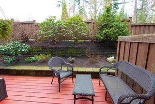 "Photo 12: 134 2000 PANORAMA Drive in Port Moody: Heritage Woods PM Townhouse for sale in ""MOUNTAINS EDGE"" : MLS®# R2369781"