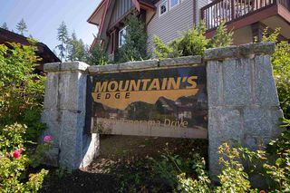 "Photo 19: 134 2000 PANORAMA Drive in Port Moody: Heritage Woods PM Townhouse for sale in ""MOUNTAINS EDGE"" : MLS®# R2369781"