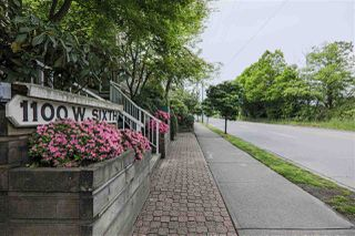 "Photo 17: E3 1100 W 6TH Avenue in Vancouver: Fairview VW Townhouse for sale in ""Fairview Place"" (Vancouver West)  : MLS®# R2370431"