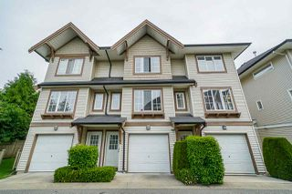 "Main Photo: 57 20540 66 Avenue in Langley: Willoughby Heights Townhouse for sale in ""AMBERLEIGH"" : MLS®# R2377959"