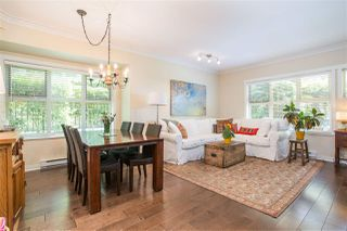 """Photo 7: 4 3855 PENDER Street in Burnaby: Willingdon Heights Townhouse for sale in """"ALTURA"""" (Burnaby North)  : MLS®# R2379742"""