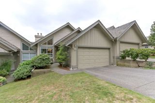 "Photo 1: 121 1465 PARKWAY Boulevard in Coquitlam: Westwood Plateau Townhouse for sale in ""SILVER OAKS"" : MLS®# R2387644"
