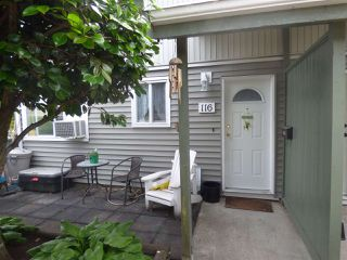 """Main Photo: 116 45185 WOLFE Road in Chilliwack: Chilliwack W Young-Well Townhouse for sale in """"Townsend Greens"""" : MLS®# R2387568"""