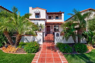 Main Photo: CORONADO VILLAGE House for sale : 5 bedrooms : 735 Guadalupe Ave in Coronado