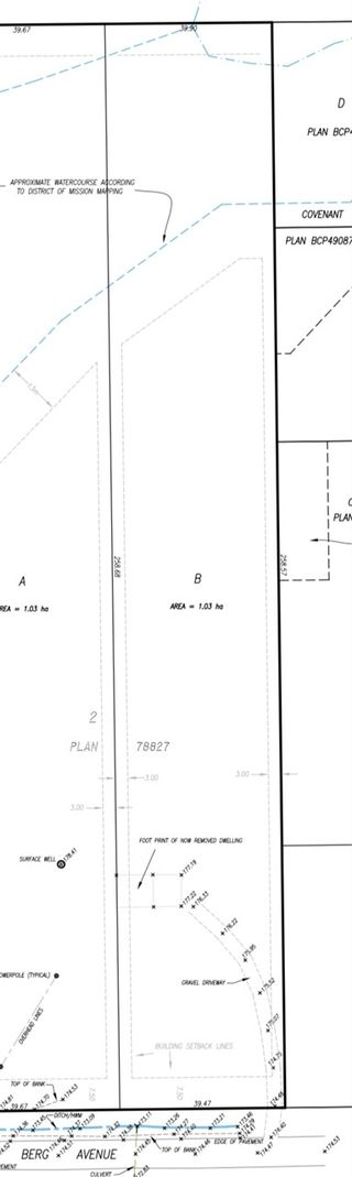 Main Photo: LOT 2 30323 BERG Avenue in Mission: Stave Falls Land for sale : MLS®# R2396669
