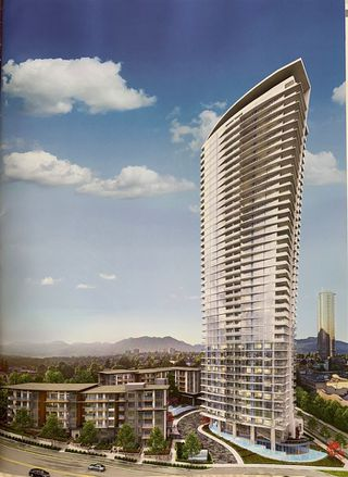"""Photo 3: 3708 1788 GILMORE Avenue in Burnaby: Brentwood Park Condo for sale in """"Escala"""" (Burnaby North)  : MLS®# R2400127"""