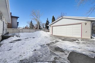 Photo 28: 18412 80 Avenue in Edmonton: Zone 20 House for sale : MLS®# E4188659