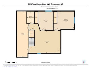 Photo 32: 5129 TERWILLEGAR Boulevard in Edmonton: Zone 14 House for sale : MLS®# E4188999