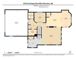 Photo 30: 5129 TERWILLEGAR Boulevard in Edmonton: Zone 14 House for sale : MLS®# E4188999