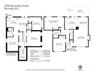 Photo 12: 5050 BOUNDARY Road in Burnaby: Central Park BS House for sale (Burnaby South)  : MLS®# R2461594