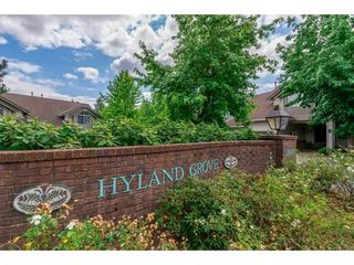 """Photo 33: 306 13900 HYLAND Road in Surrey: East Newton Townhouse for sale in """"Hyland Grove"""" : MLS®# R2485368"""
