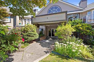 """Main Photo: 217 74 MINER Street in New Westminster: Fraserview NW Condo for sale in """"FRASERVIEW PARK"""" : MLS®# R2497579"""