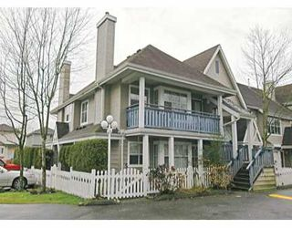 """Photo 1: 109 12099 237TH Street in Maple Ridge: East Central Townhouse for sale in """"GABRIOLA"""" : MLS®# V569330"""